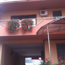 47.Balustrada din inox pentru balcon