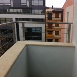 48.Balustrada din inox cu cabluri