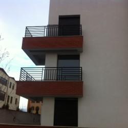 52.Balustrada vopsita