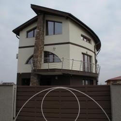 28. Balustrada din inox pentru balcon