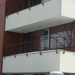 25. Balustrada pentru balcon