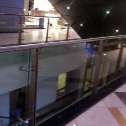 02. Balustrada inox
