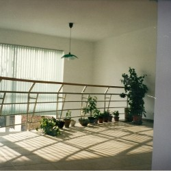 12. Balustrada din alama