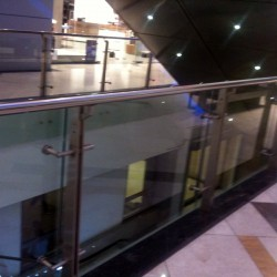 02. Stainless steel handrail